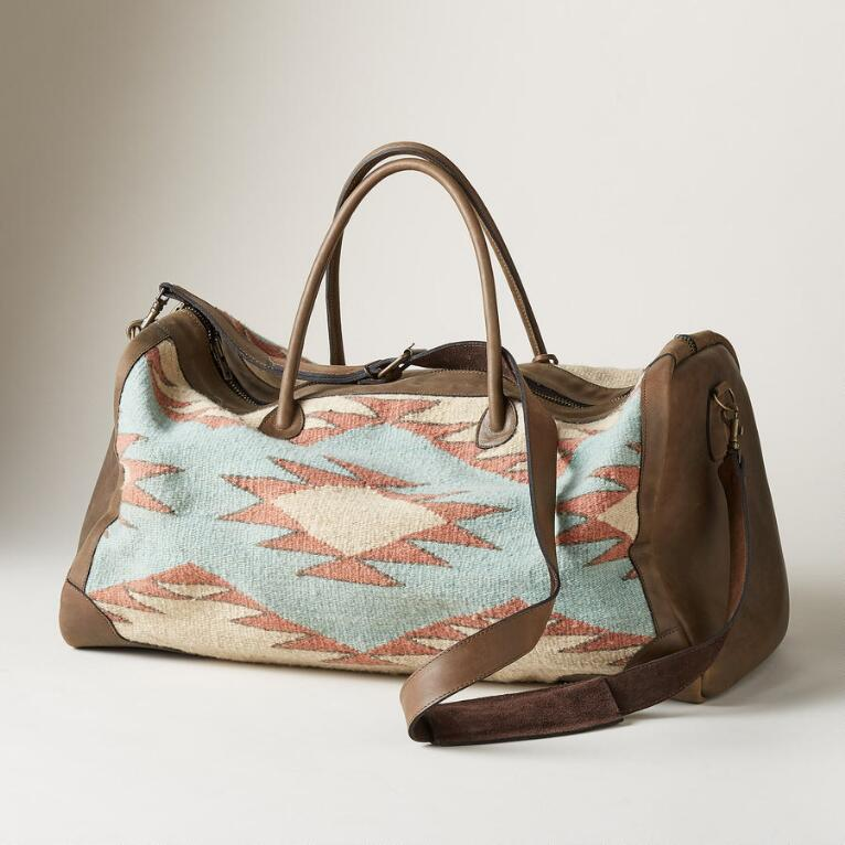 CROSSROADS OF THE WEST BAG