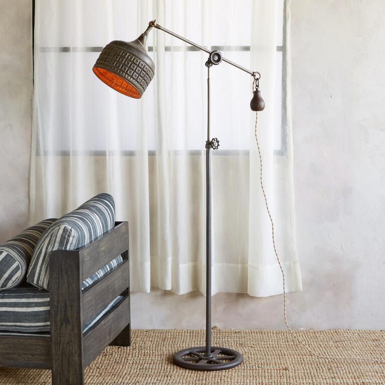 ROCHESTER FLOOR LAMP