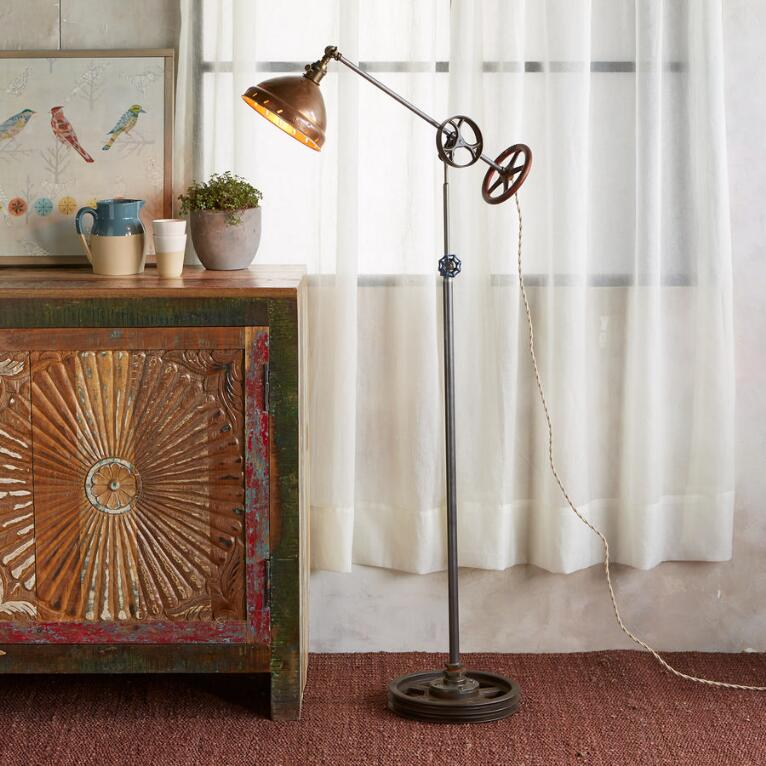 BLOOMSBURG FLOOR LAMP