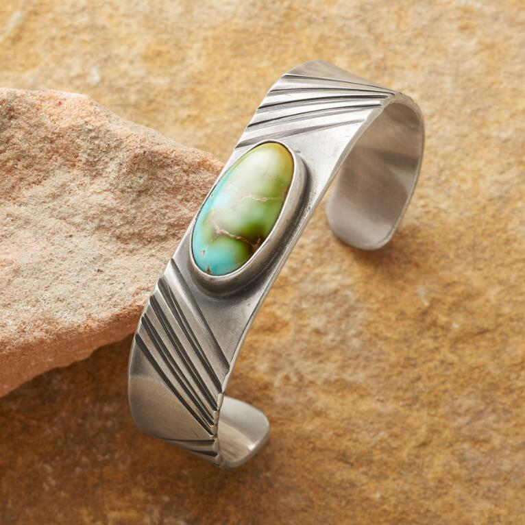 SOMERS ROYSTON TURQUOISE CUFF