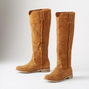 SLOUCH EXPLORER BOOTS