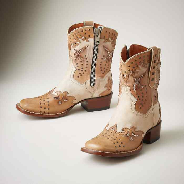 SUNSET SPARROW BOOTS