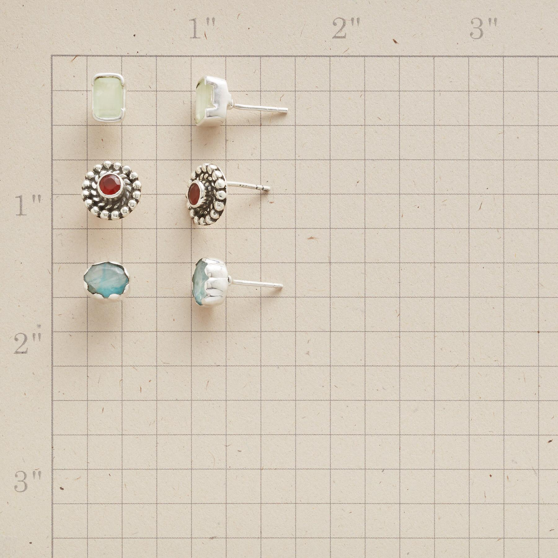 ARTFUL OPTIONS EARRING TRIO: View 2