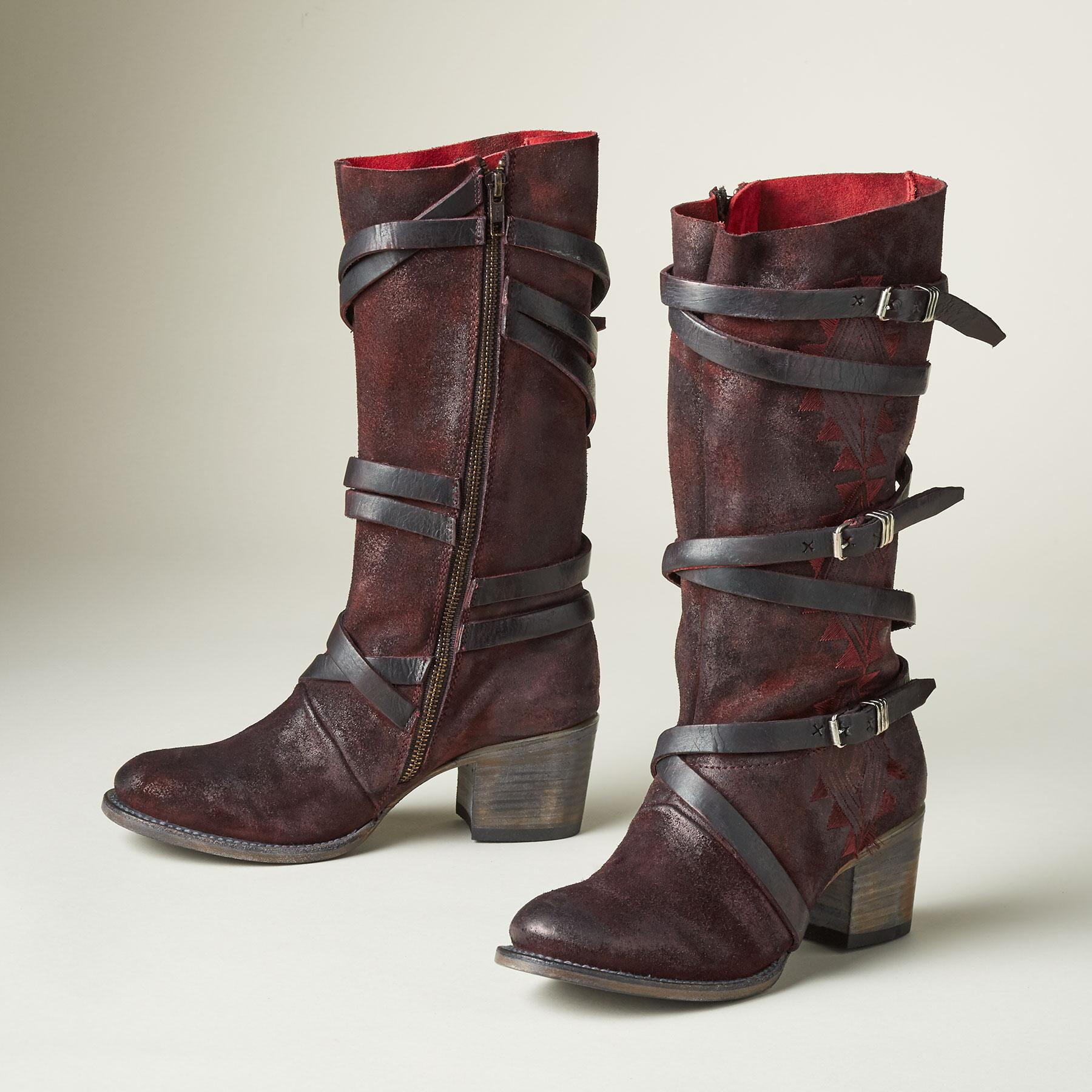 COLIN TALL BOOTS: View 1