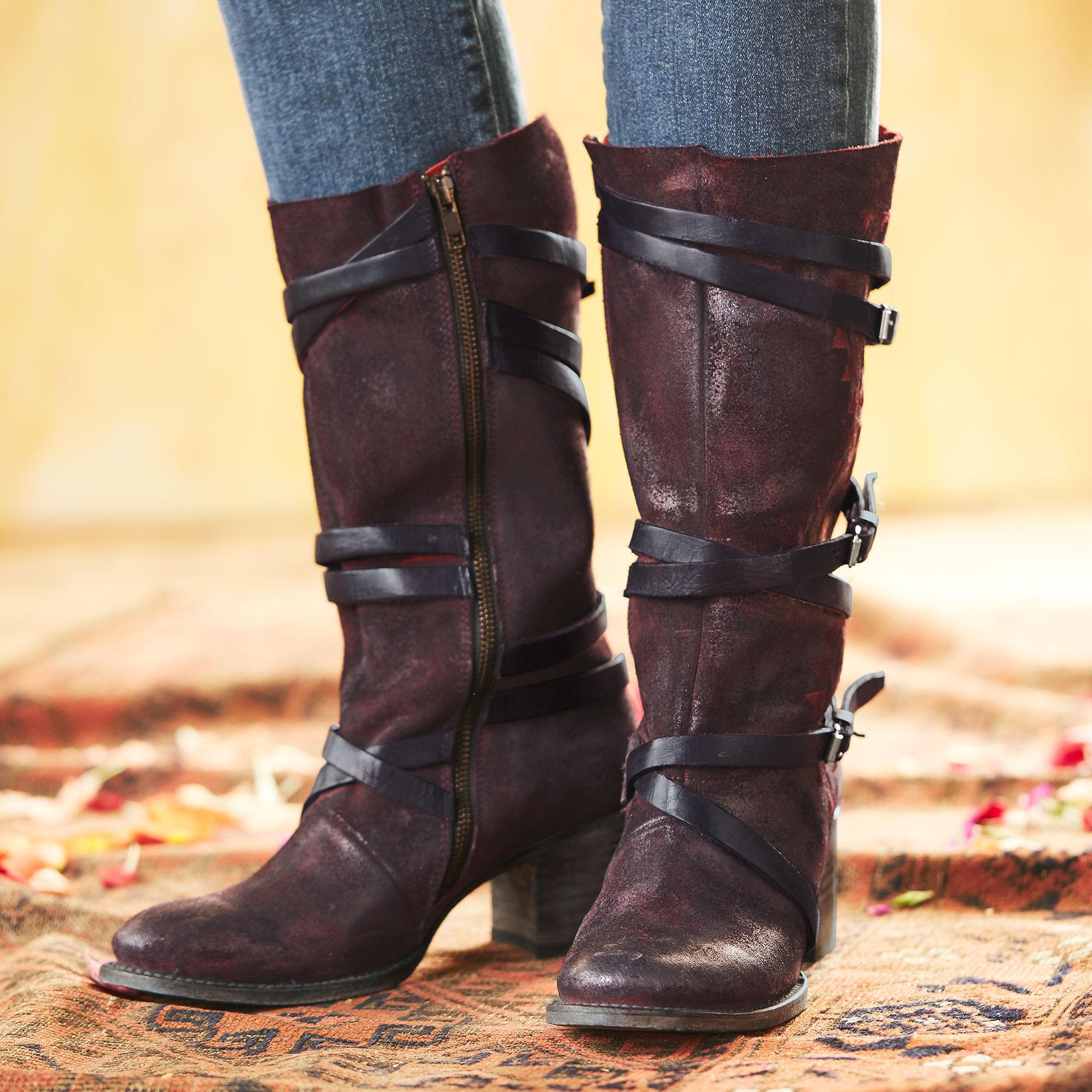 COLIN TALL BOOTS: View 2