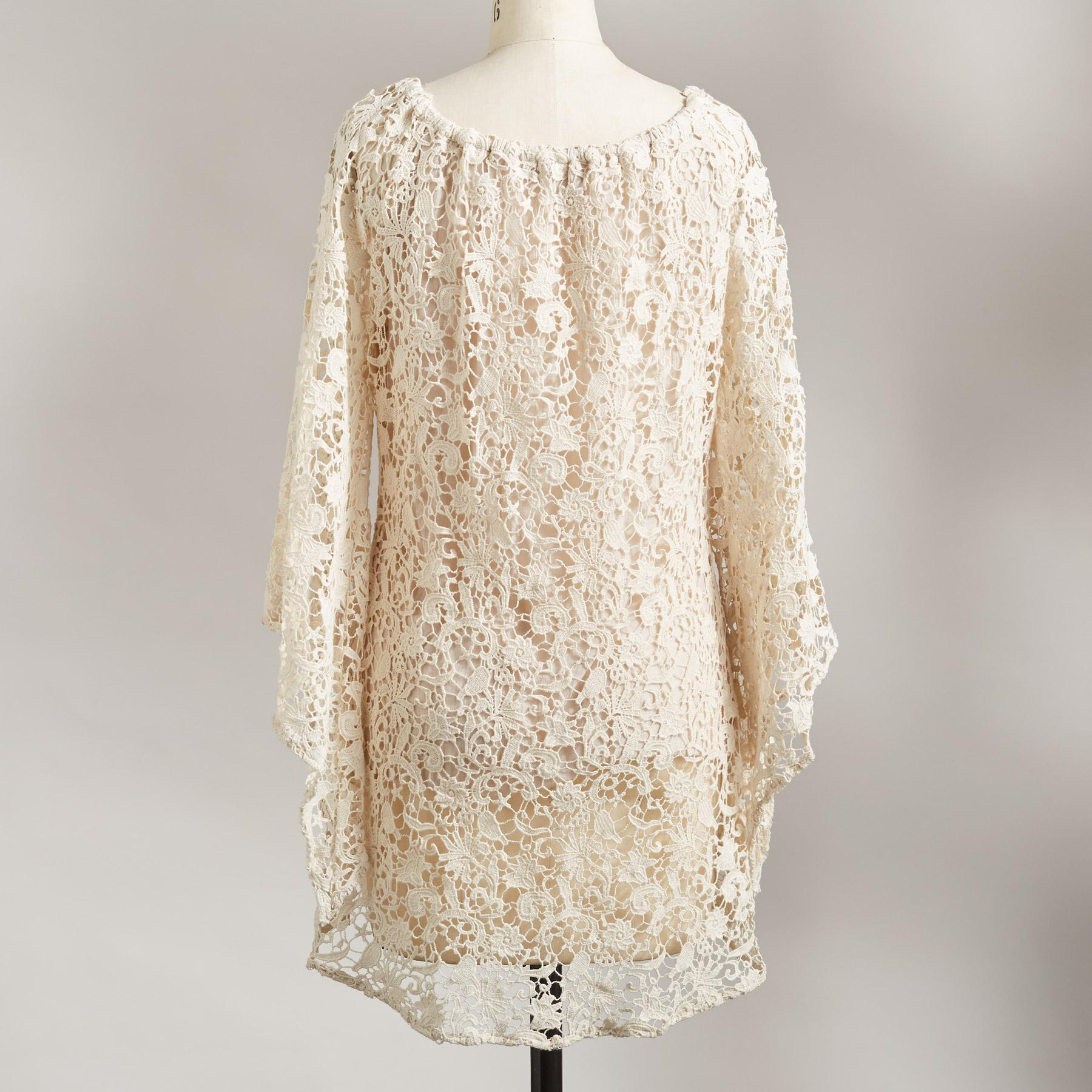 LACE OBSESSION TUNIC: View 2