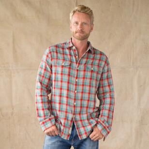 SIGNATURE PLAID SHIRT
