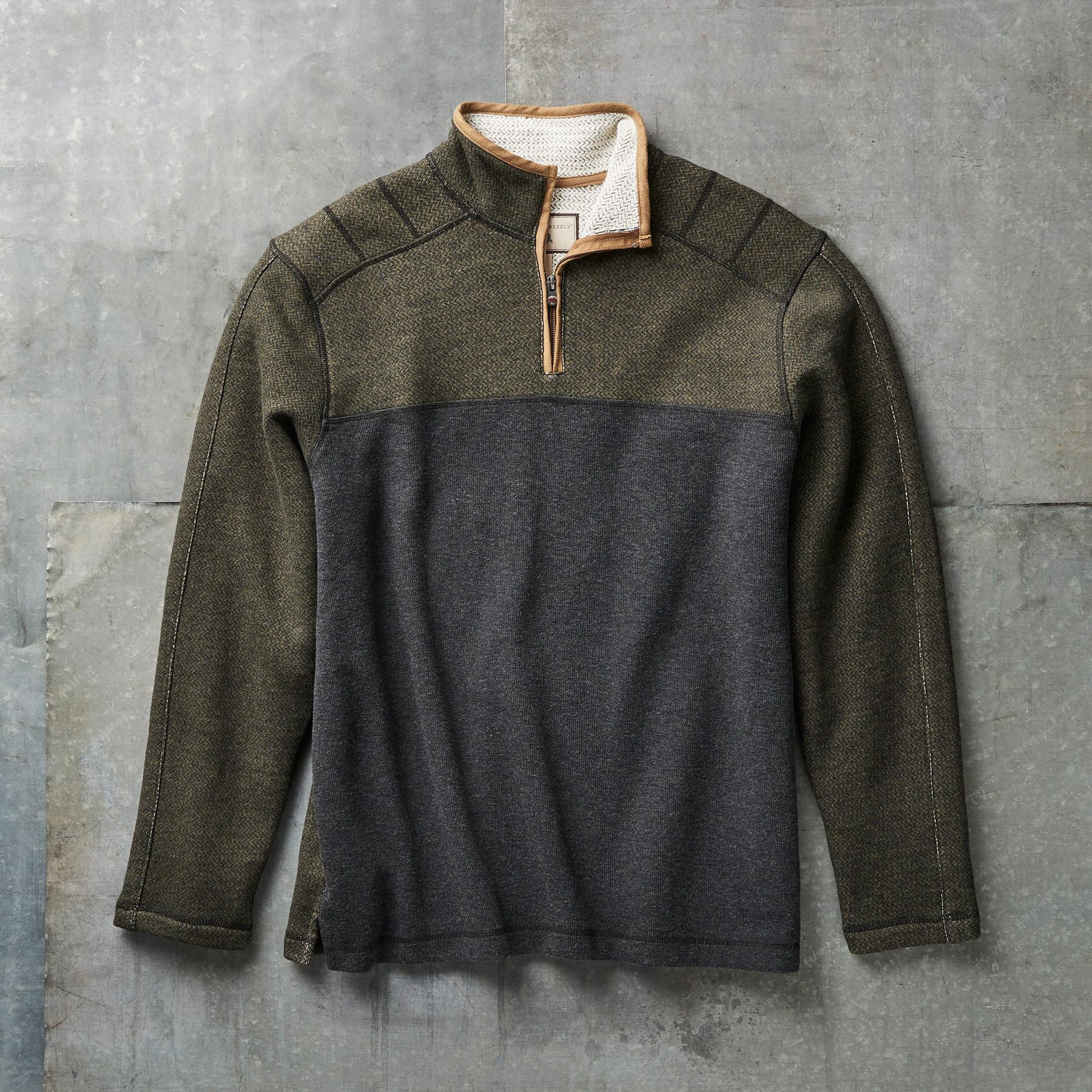 LAIRD 1/4 ZIP PULLOVER: View 2