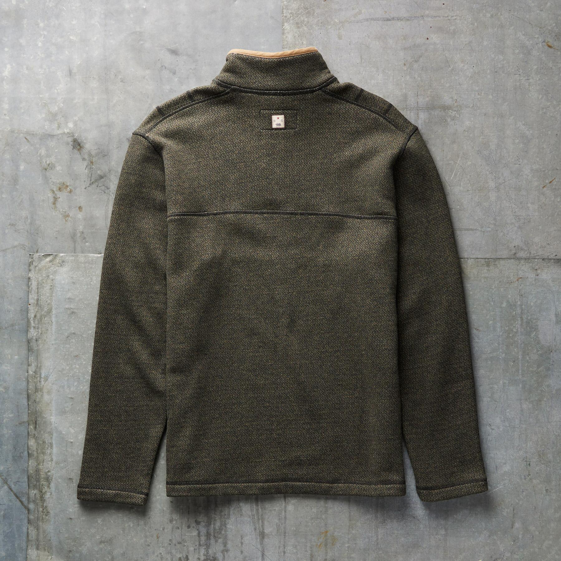 LAIRD 1/4 ZIP PULLOVER: View 3
