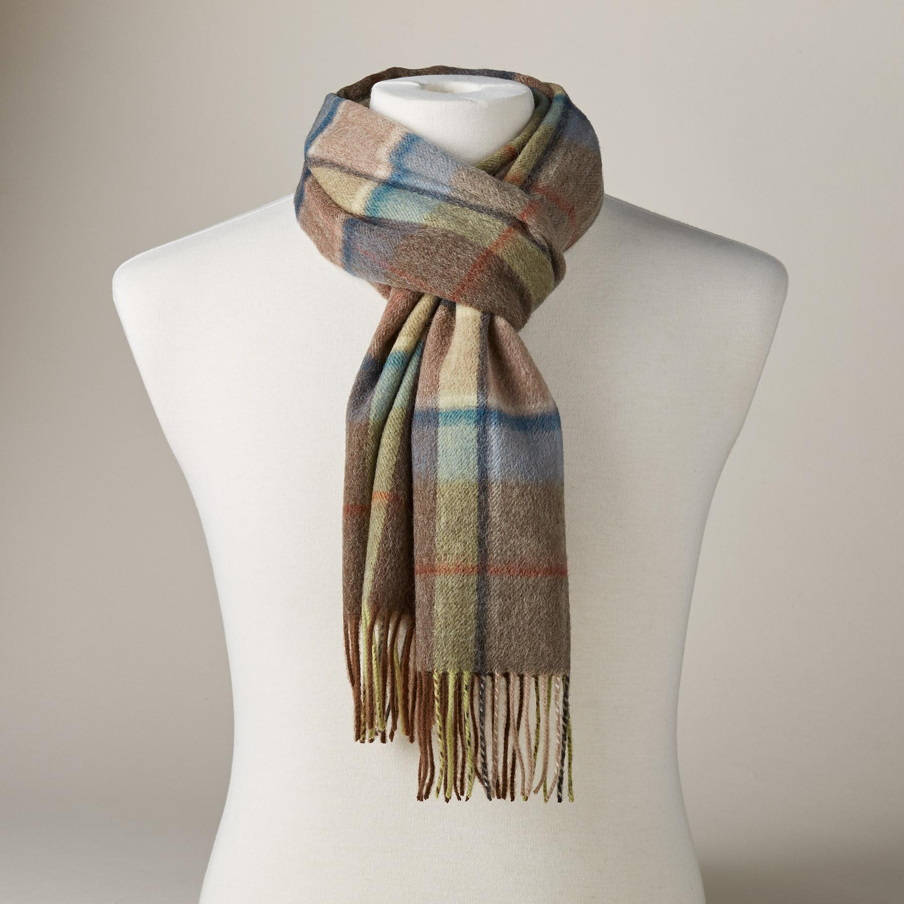 FRAME CHECK SCARF: View 1