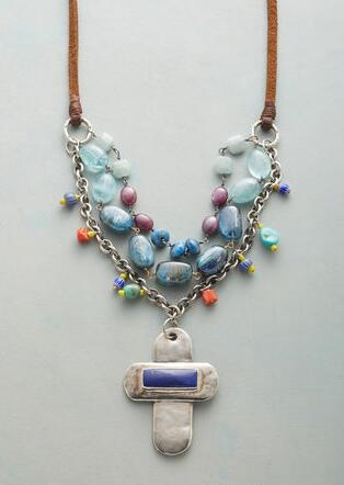 SACRED JOURNEY NECKLACE