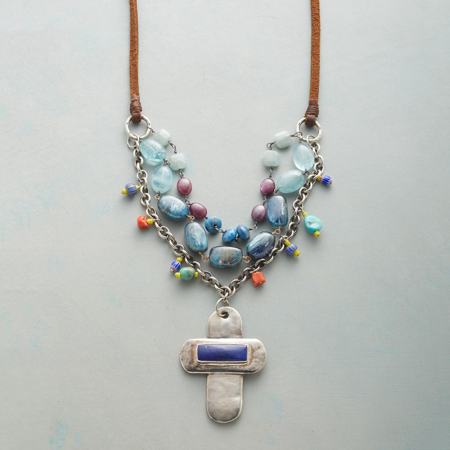 SACRED JOURNEY NECKLACE: View 1