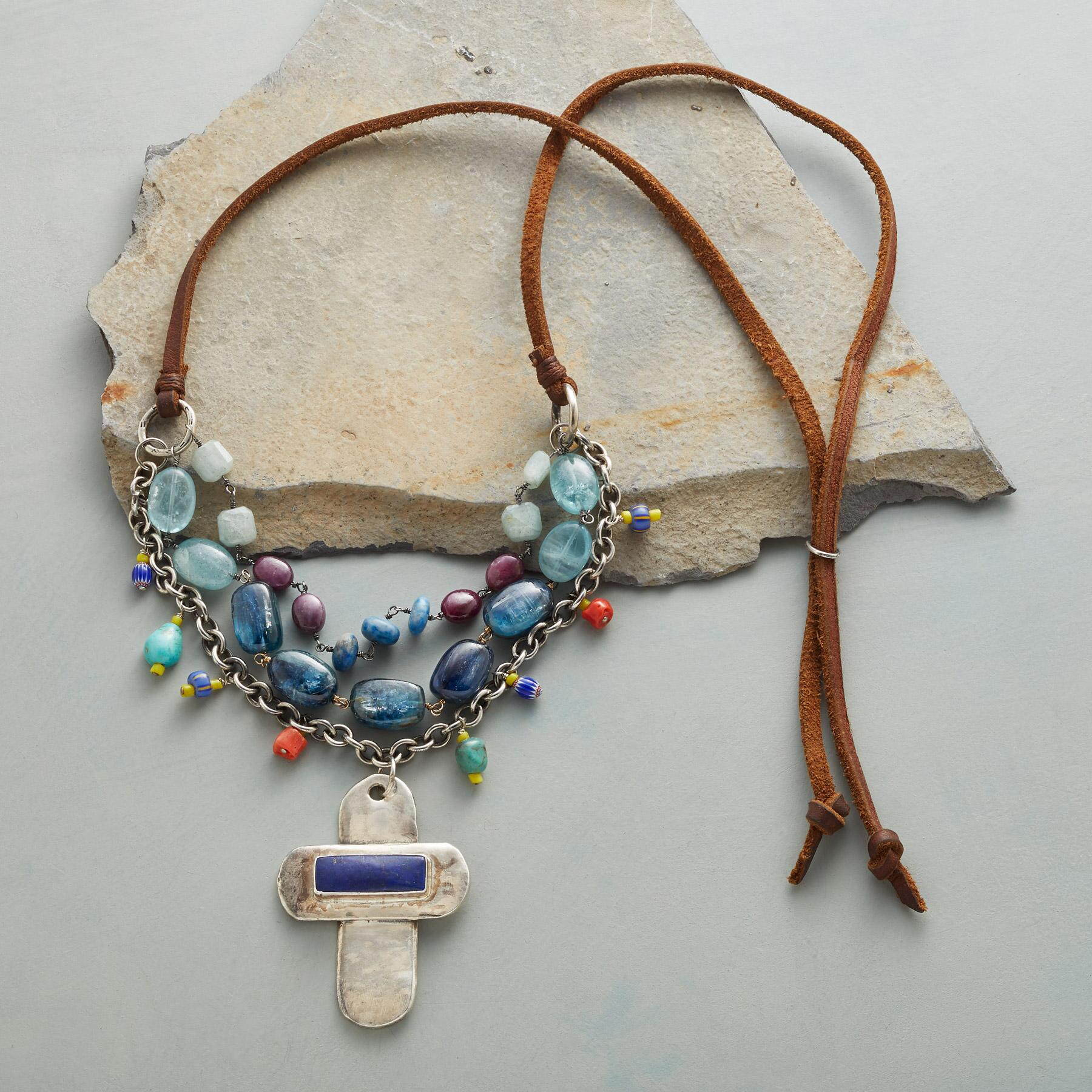SACRED JOURNEY NECKLACE: View 2