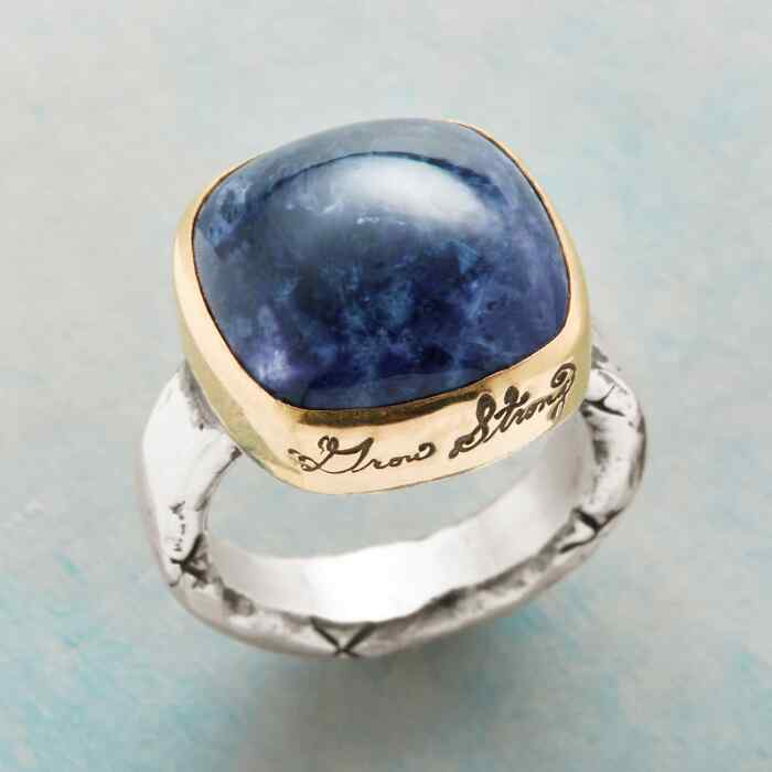 CATCH THE WAVES RING