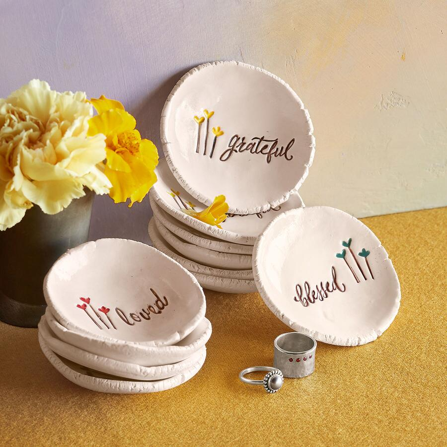 TREASURED WORDS DISHES