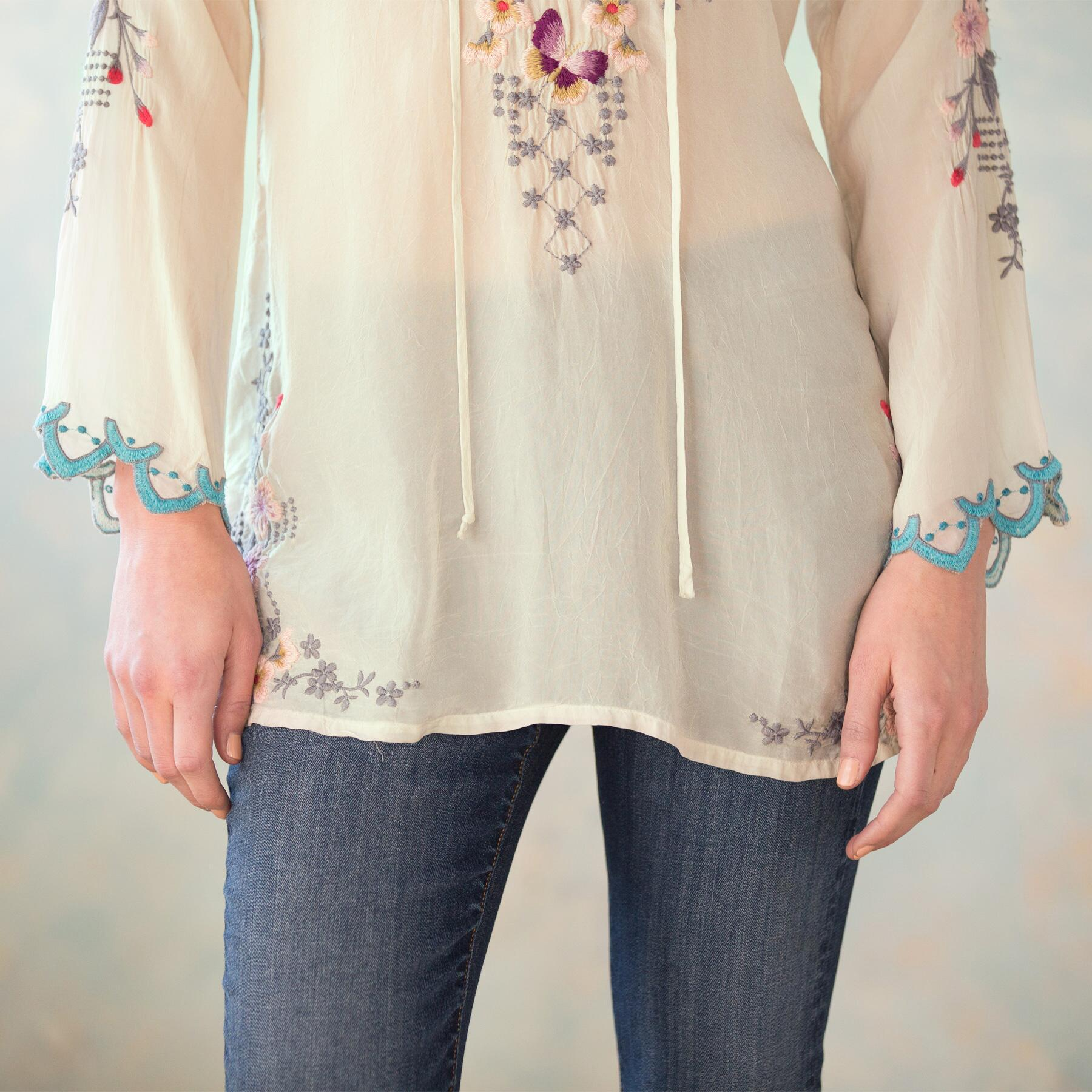 NECTAR & ROSE TOP: View 4