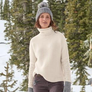 CHALET COOL TURTLENECK
