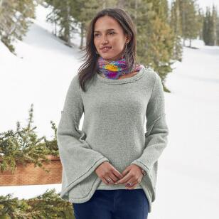 MOUNTAIN RETREAT SWEATER