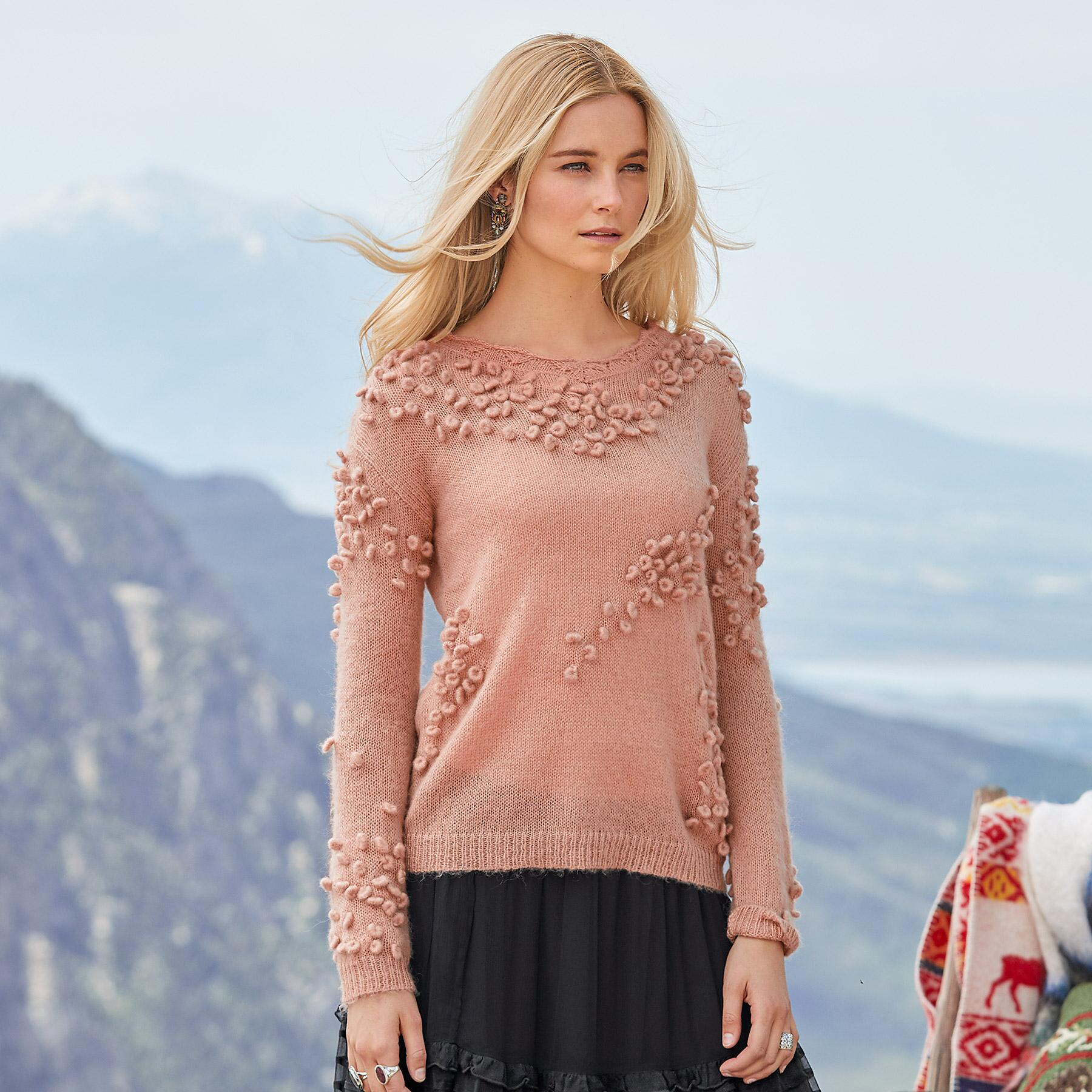 WINSOME WAYS PULLOVER: View 1