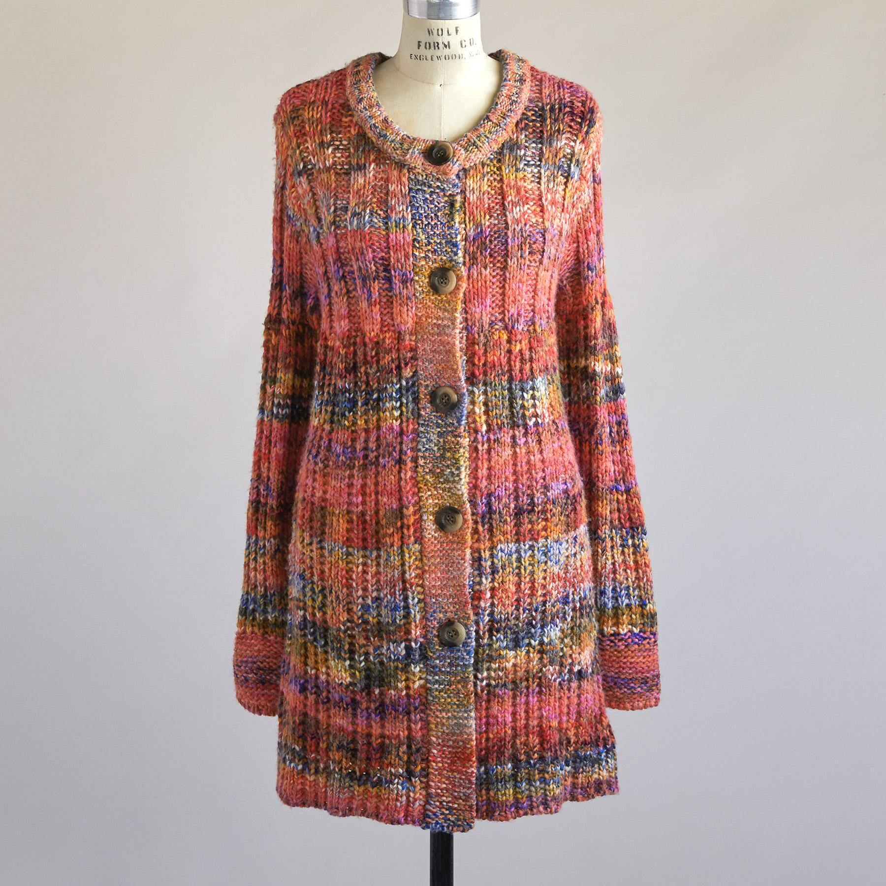 PINEBROOK LONG CARDIGAN: View 2
