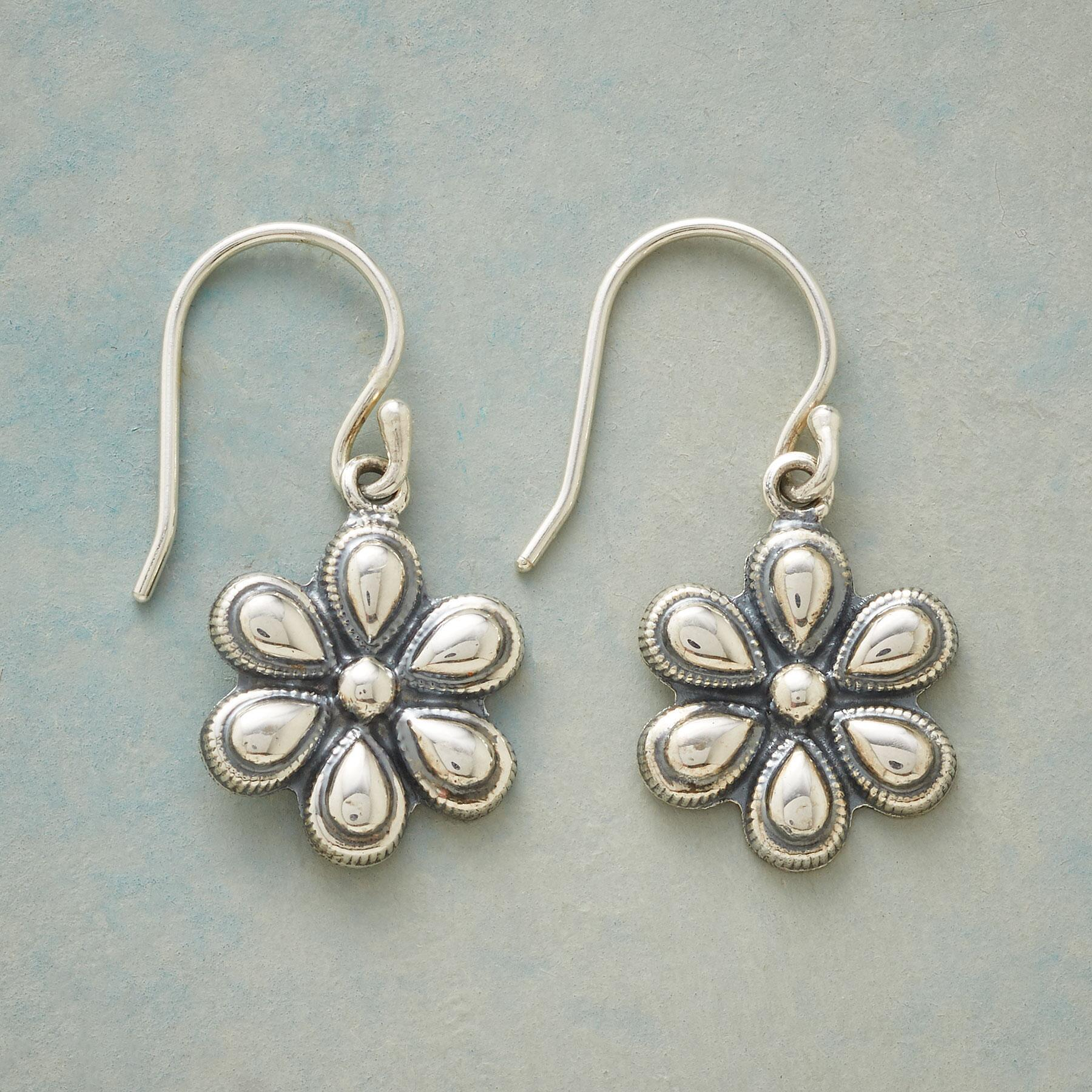 PERFECT PETAL EARRINGS: View 1