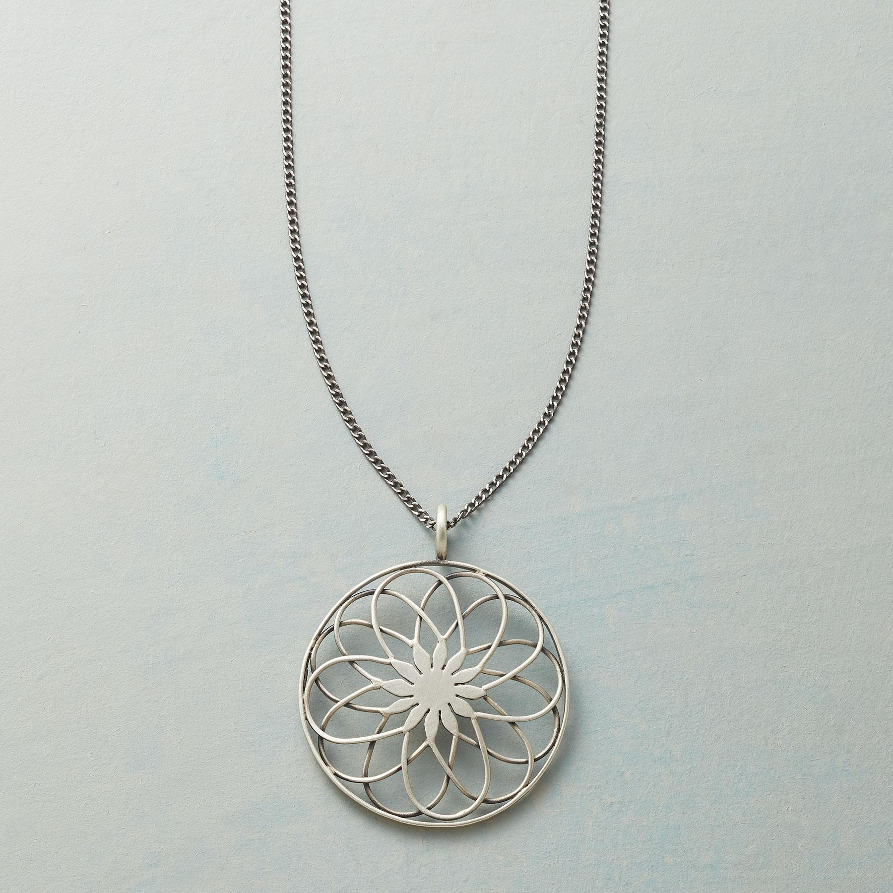 SPIRALGRAPH NECKLACE: View 1