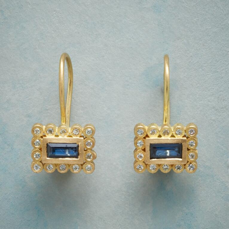 STARRING SAPPHIRE EARRINGS