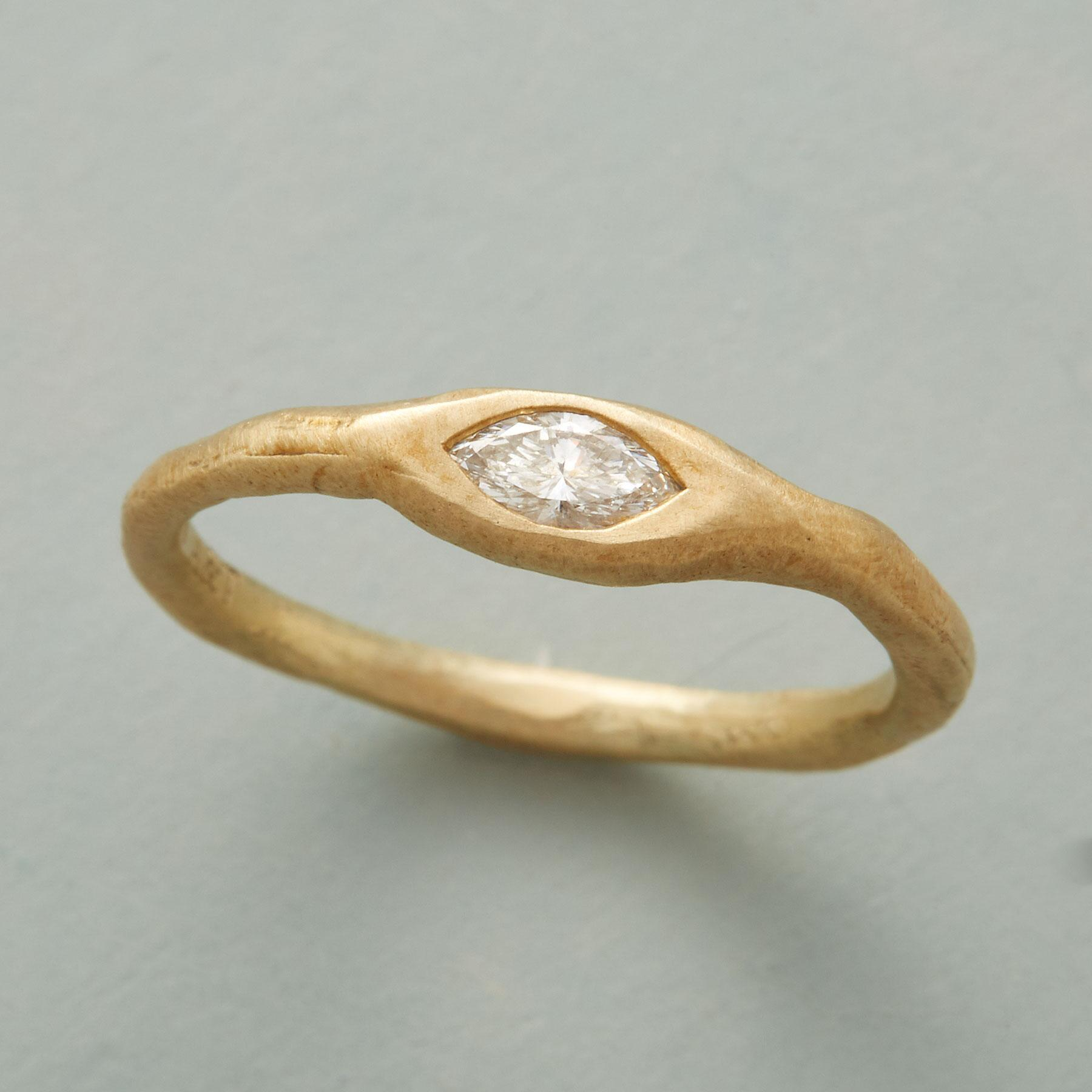 EYE OF THE DIAMOND RING: View 1