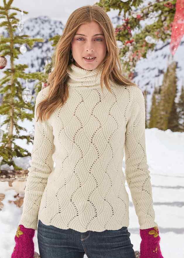 CHAMPLAIN TURTLENECK