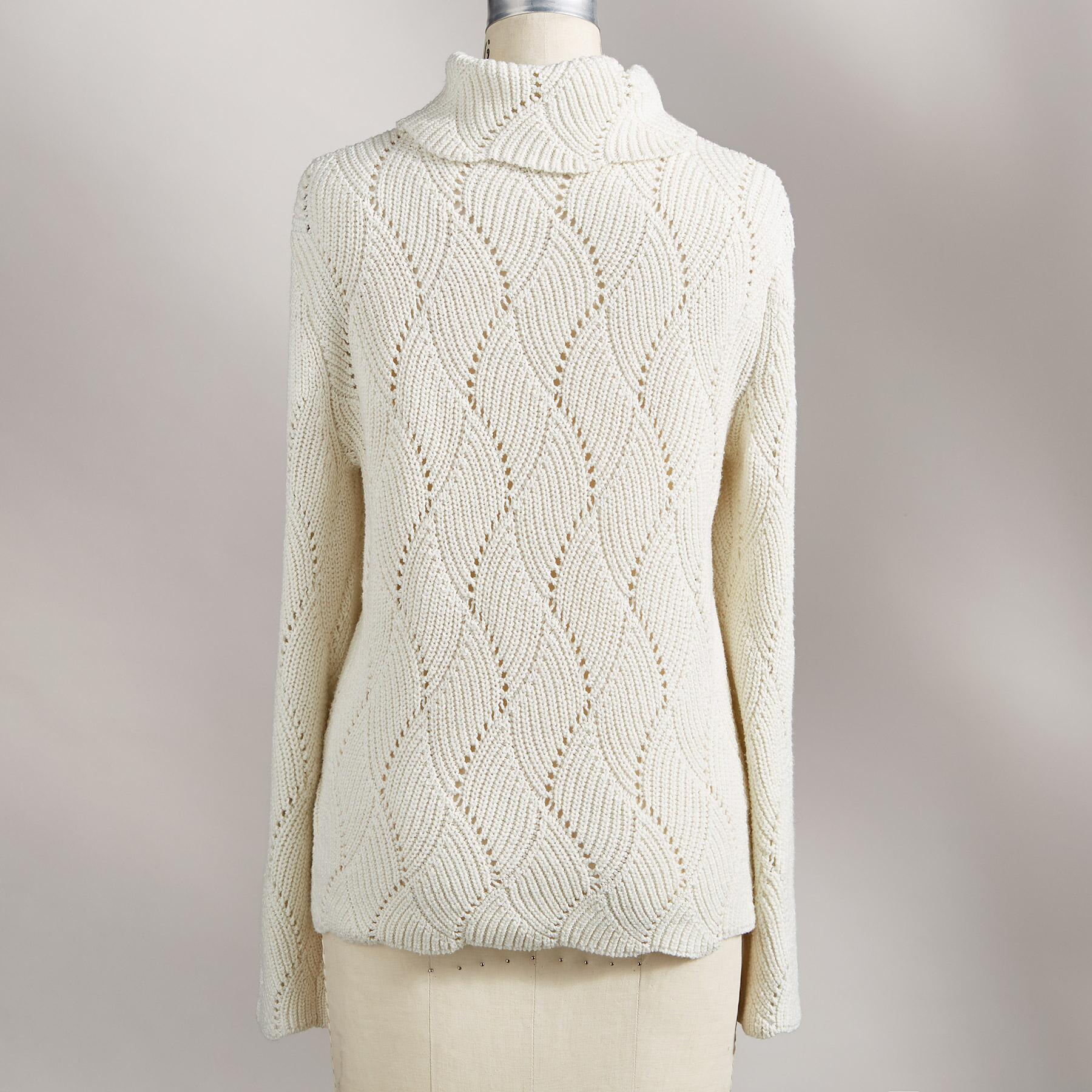 CHAMPLAIN TURTLENECK - PETITES: View 2
