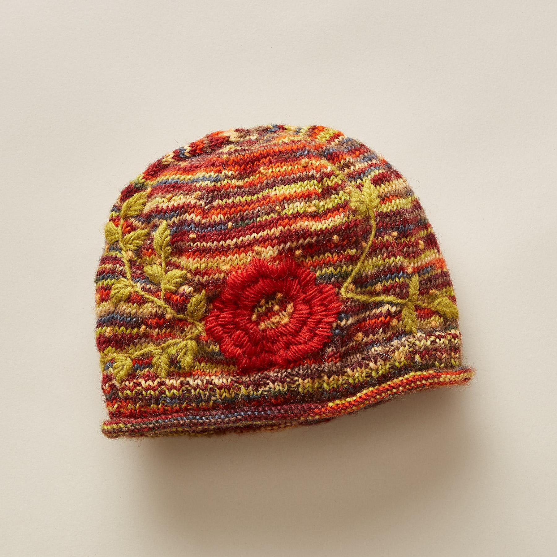 BLOOM & BERRY HAT: View 1