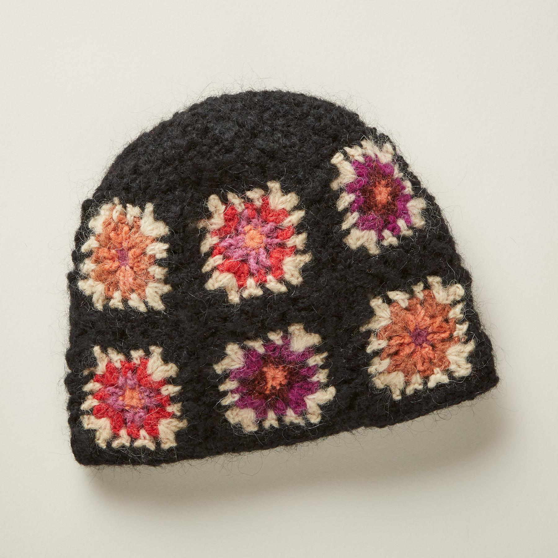 STITCHED GARDEN HAT: View 1