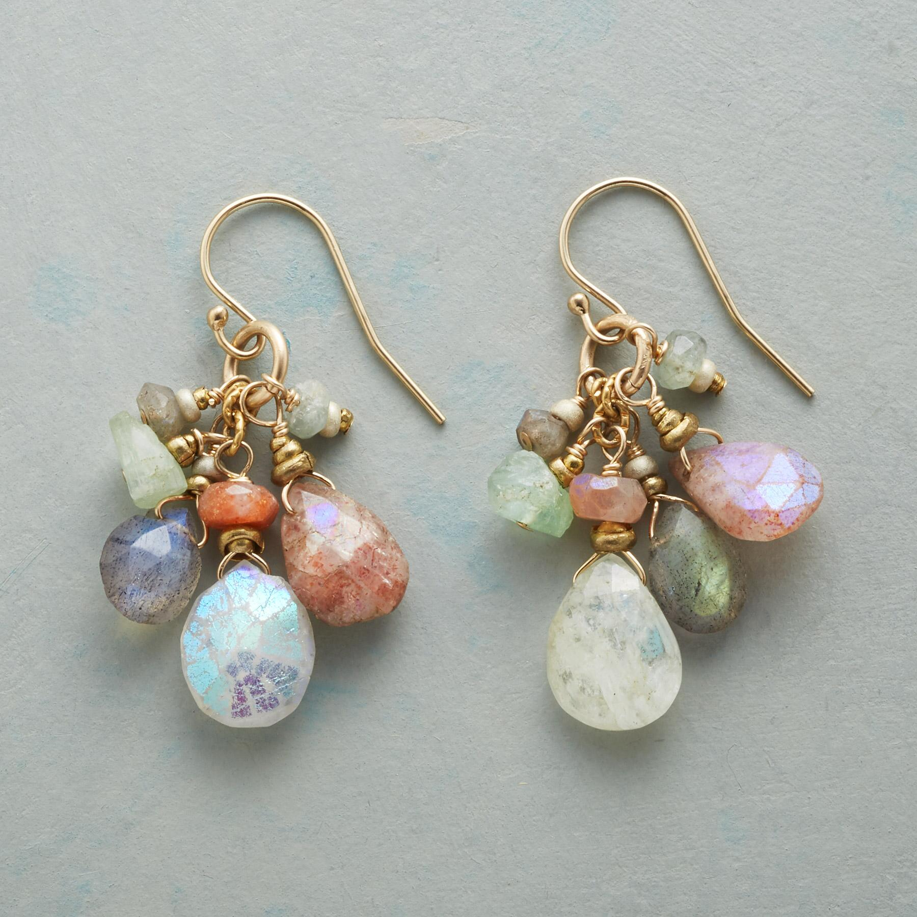 AMBIENT LIGHT EARRINGS: View 1
