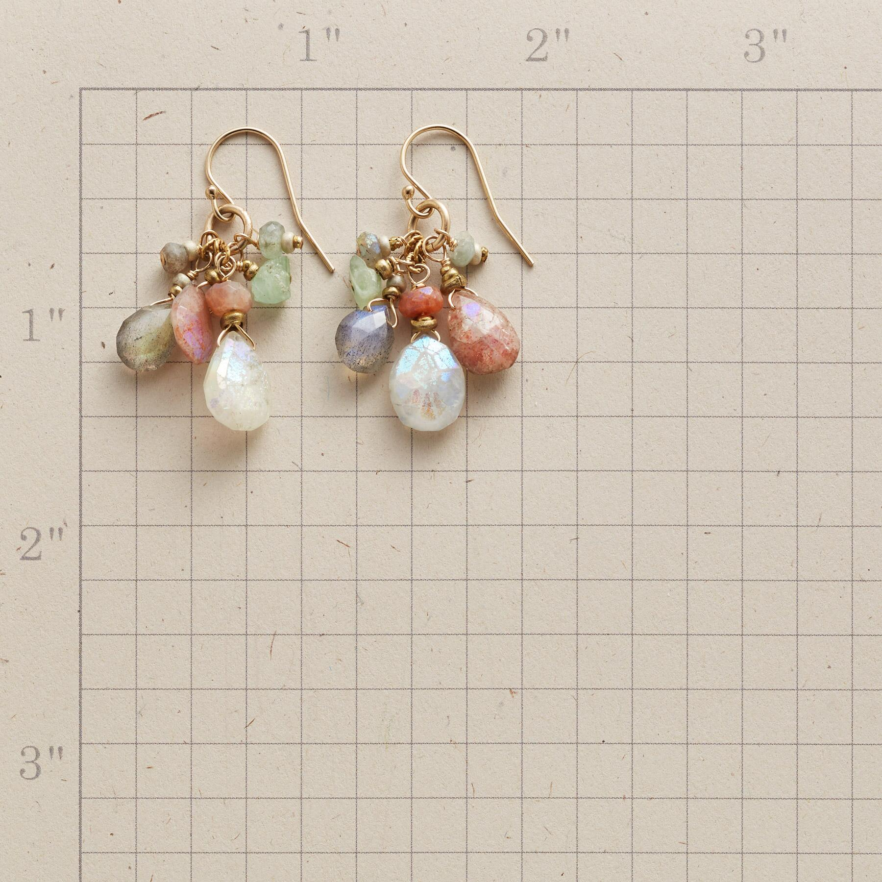 AMBIENT LIGHT EARRINGS: View 2
