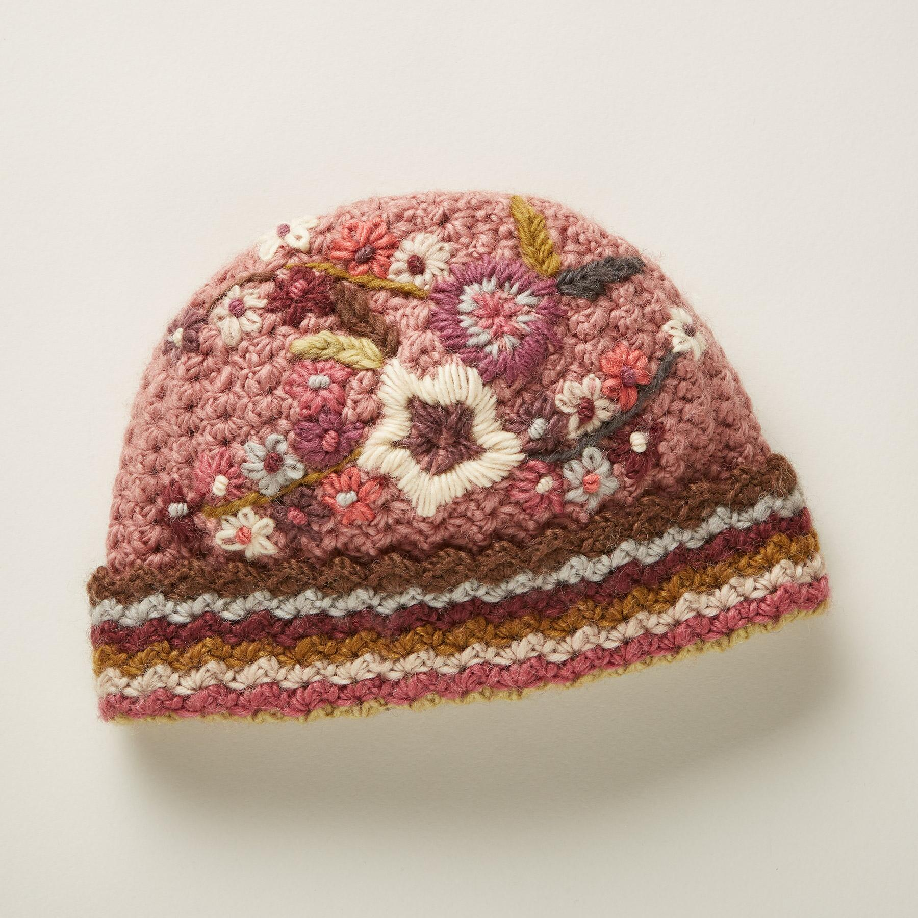 FLORAL DELIGHT HAT: View 1