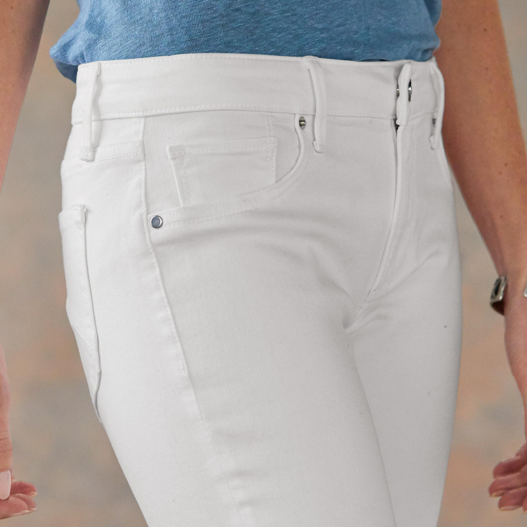 AUDREY STRAIGHT JEANS: View 3