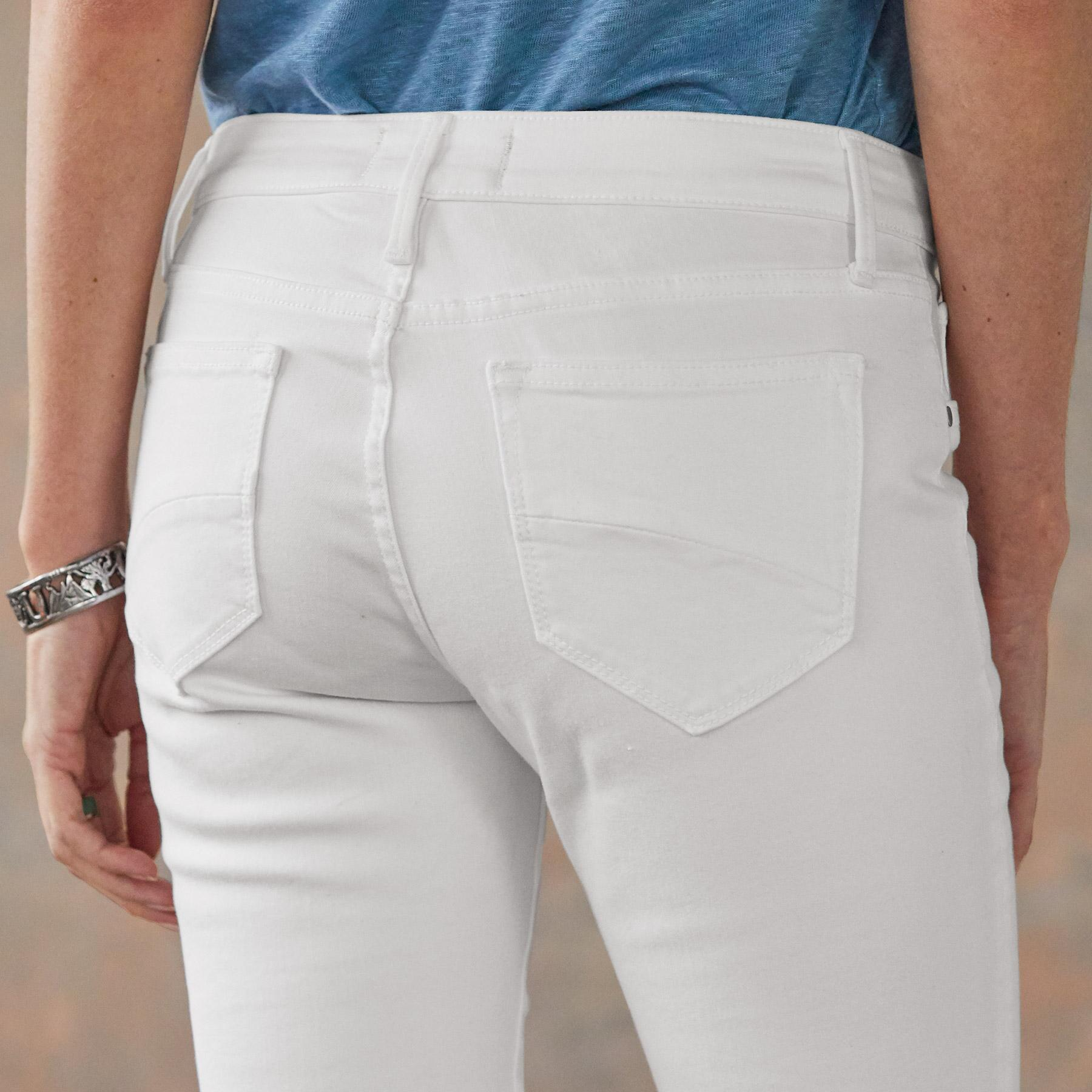AUDREY STRAIGHT JEANS: View 4