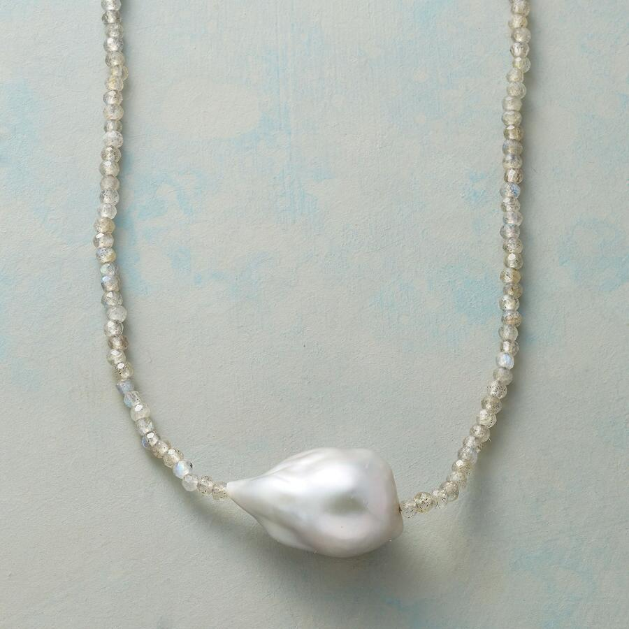 VARIATIONS ON A PEARL NECKLACE