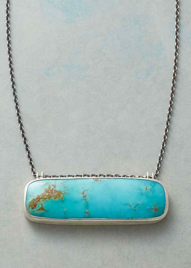 MOUNTAIN TURQUOISE NECKLACE