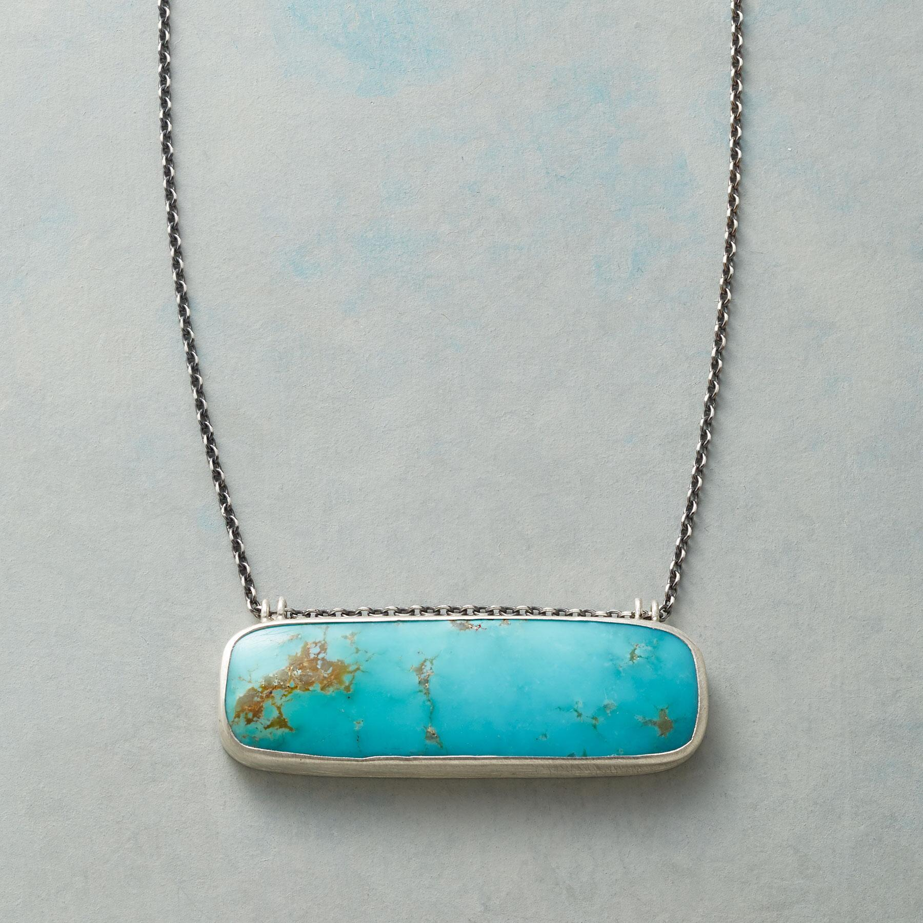 MOUNTAIN TURQUOISE NECKLACE: View 1
