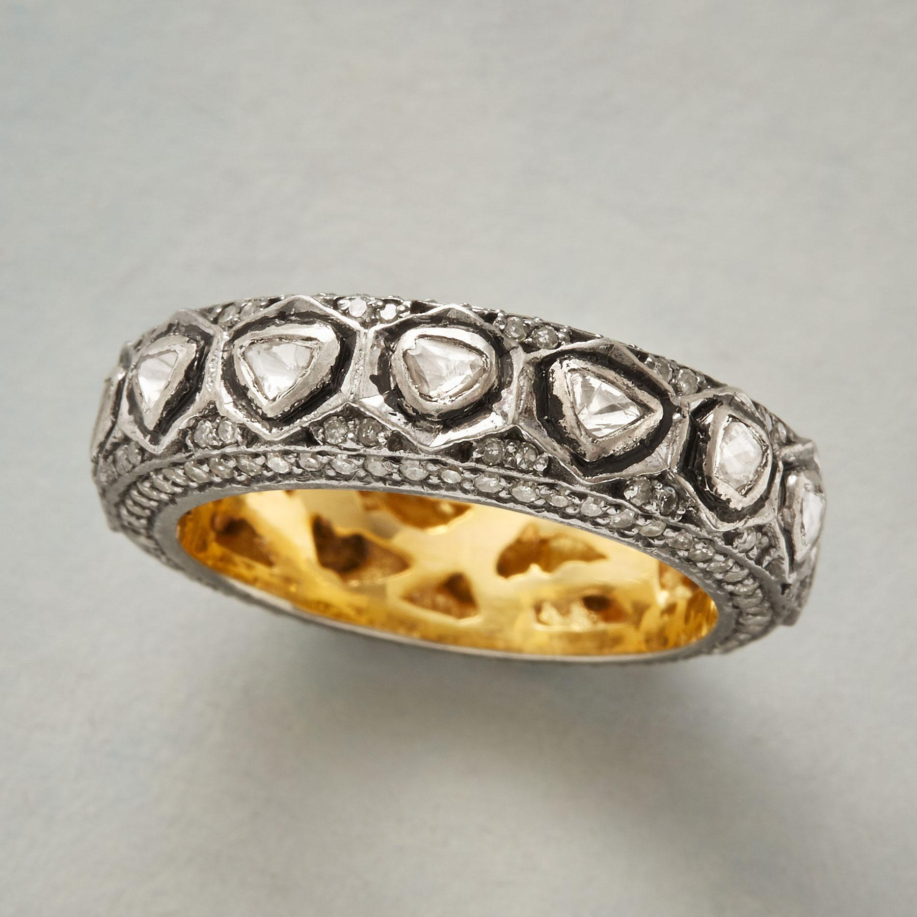 DIAMOND REEF RING: View 1
