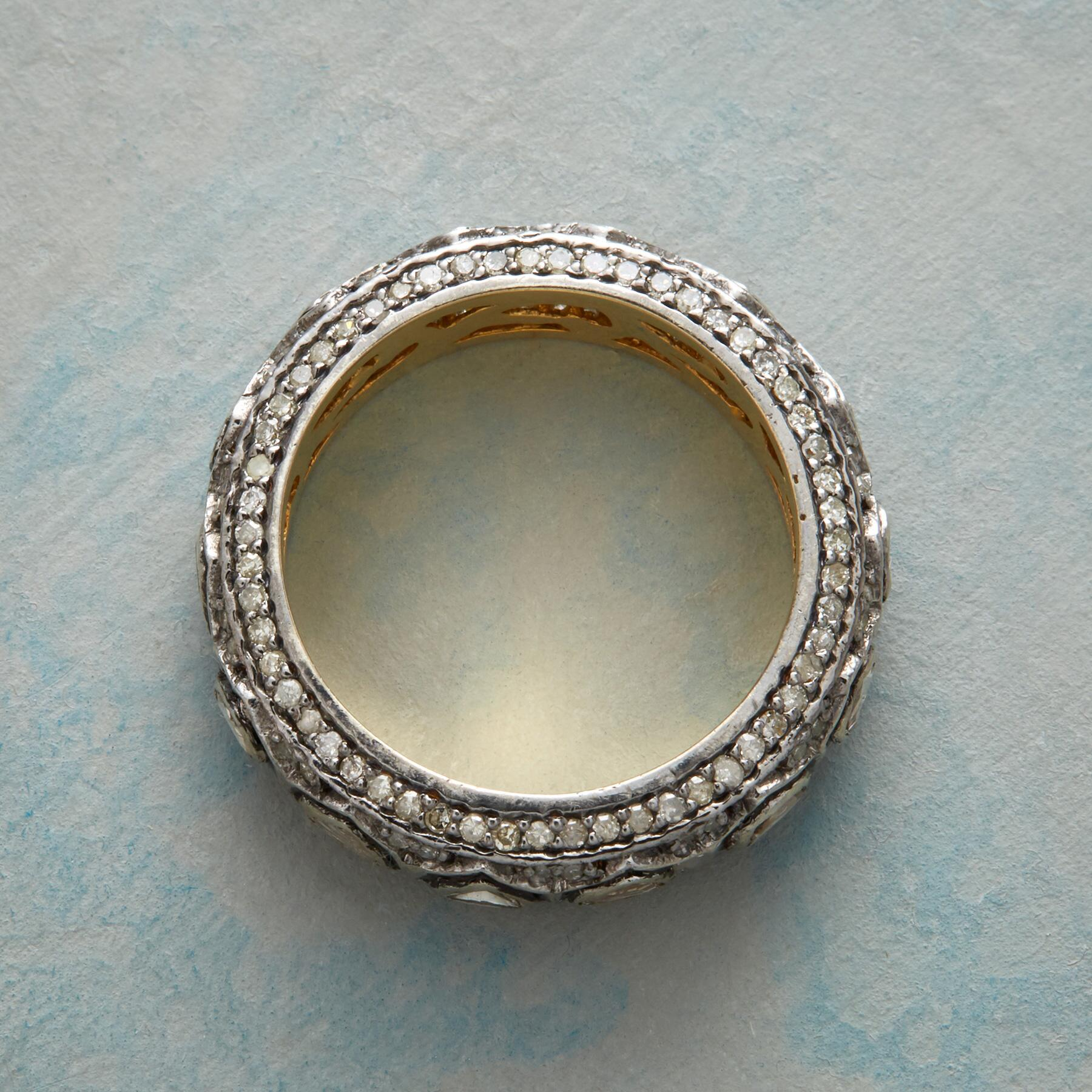 DIAMOND REEF RING: View 2
