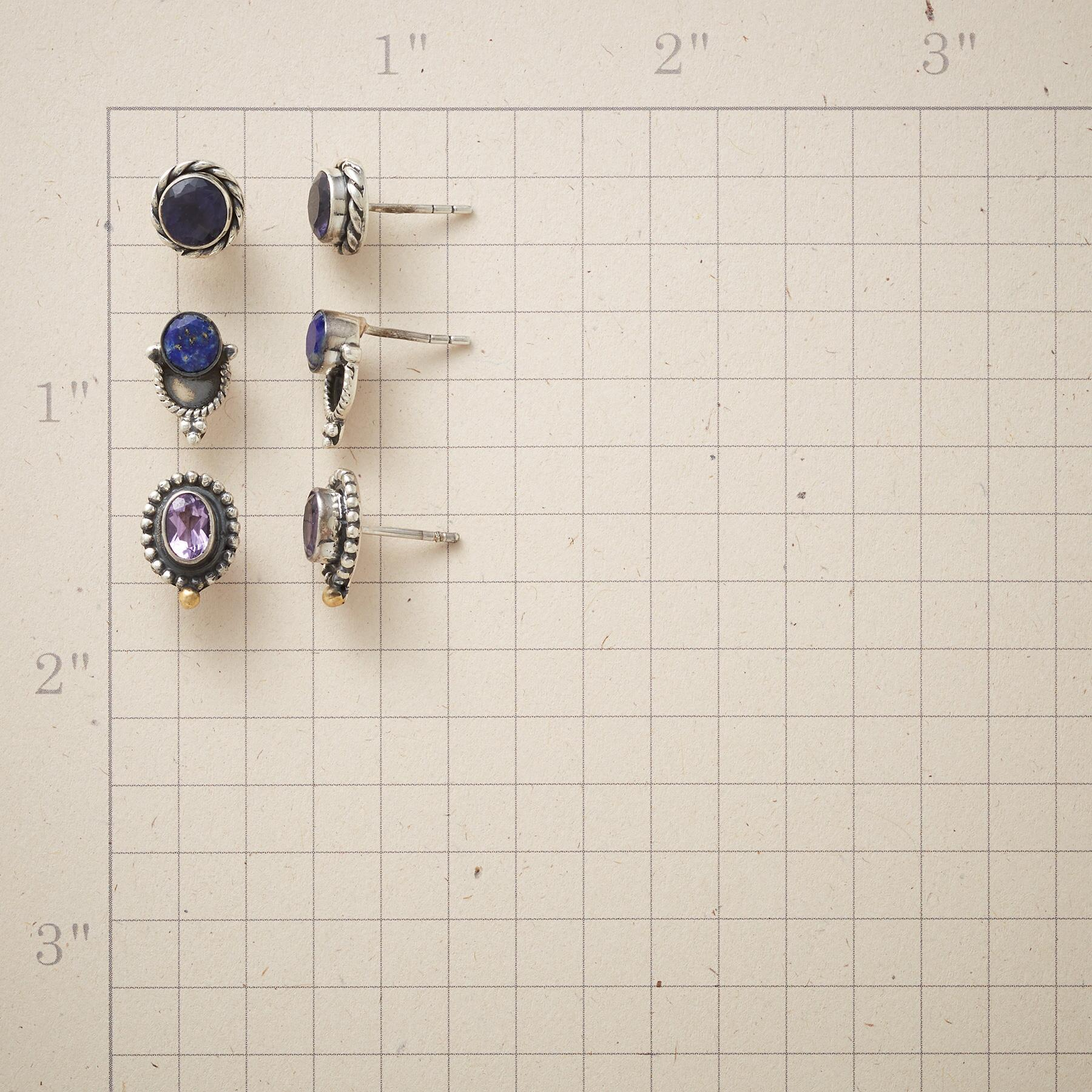 COOL SPECTRA EARRING TRIO: View 2