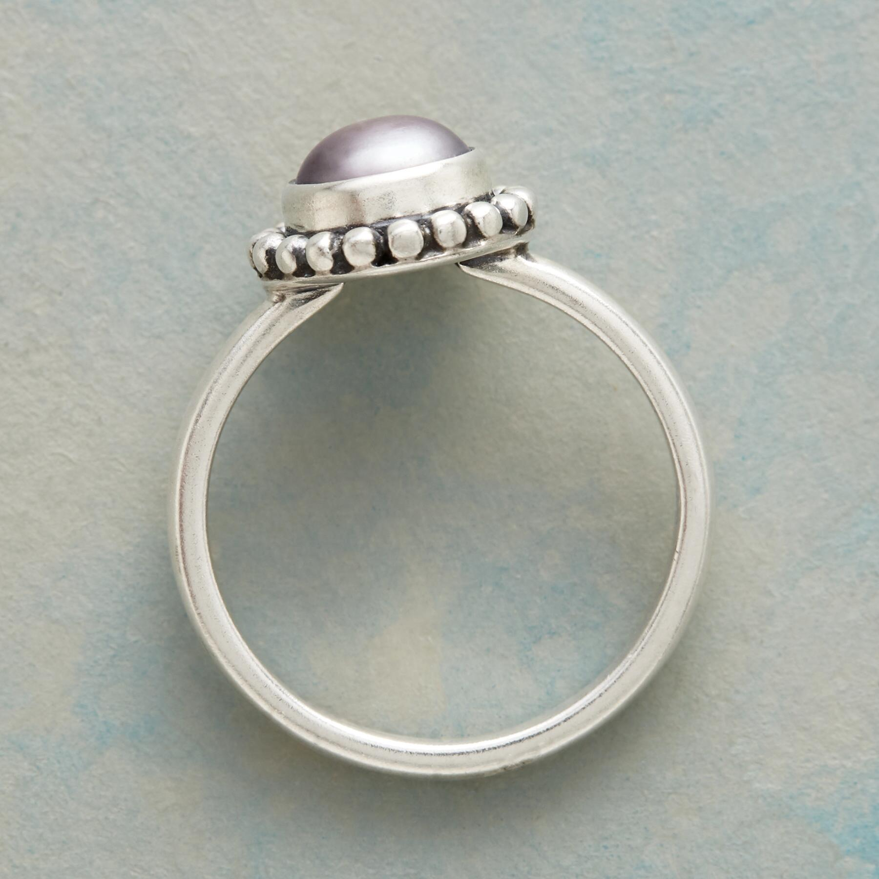 SILVER DOLLAR RING: View 2