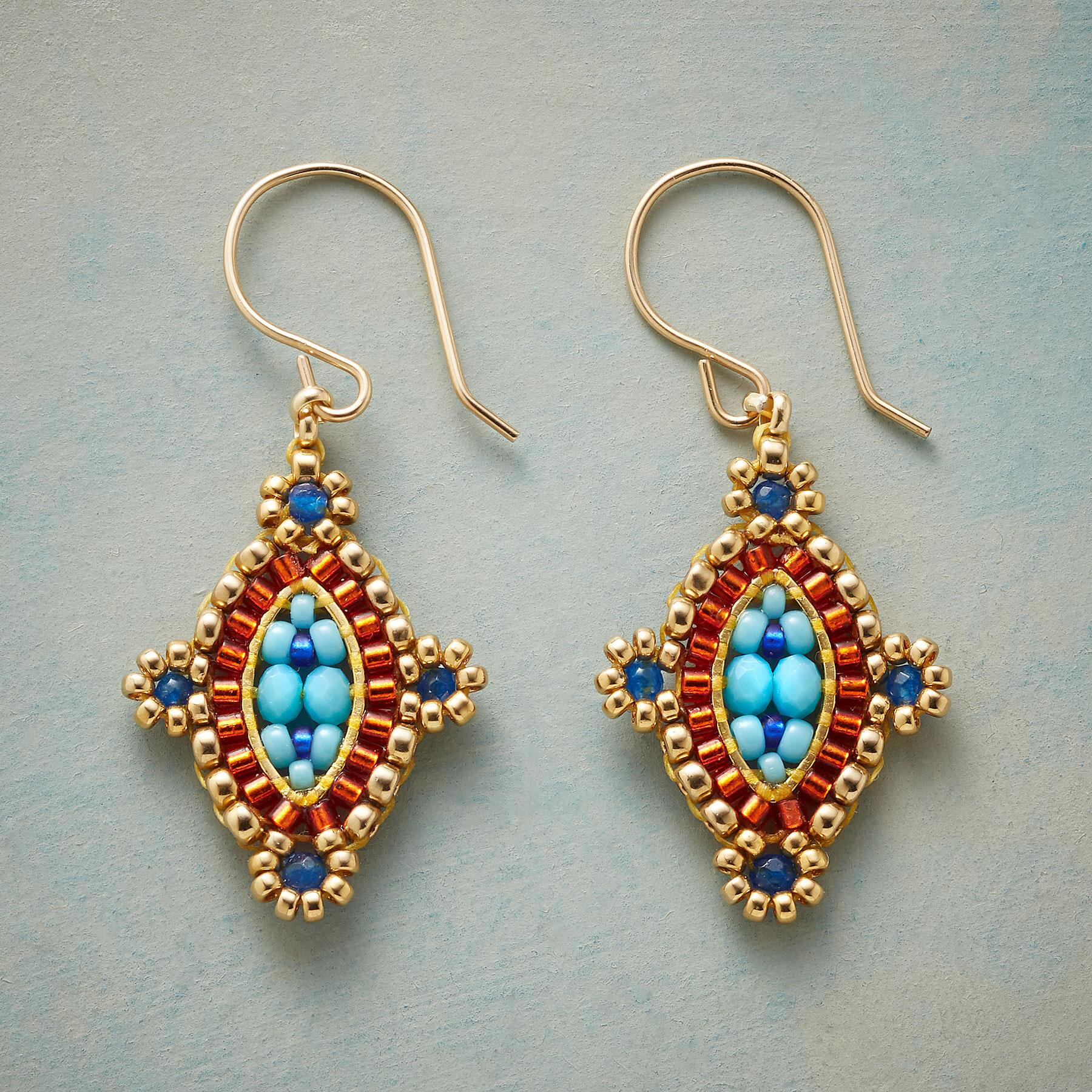 TAZA EARRINGS: View 1