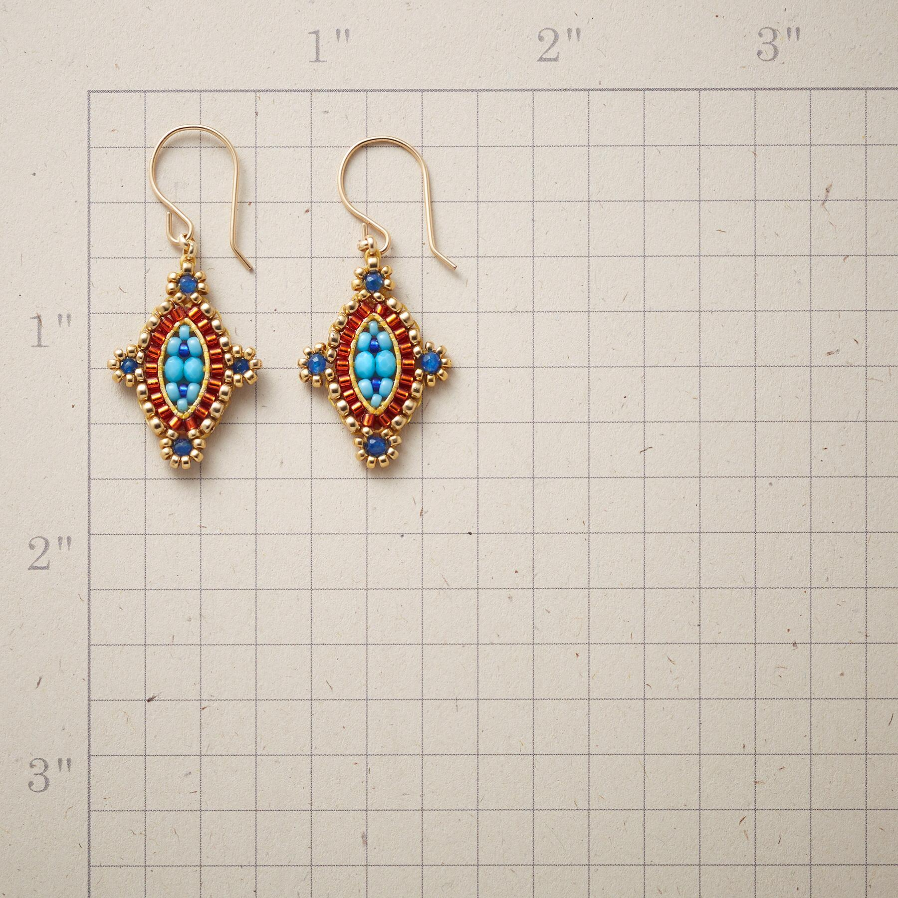 TAZA EARRINGS: View 2
