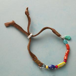 TRUE EXPRESSION TRADE BEAD BRACELET