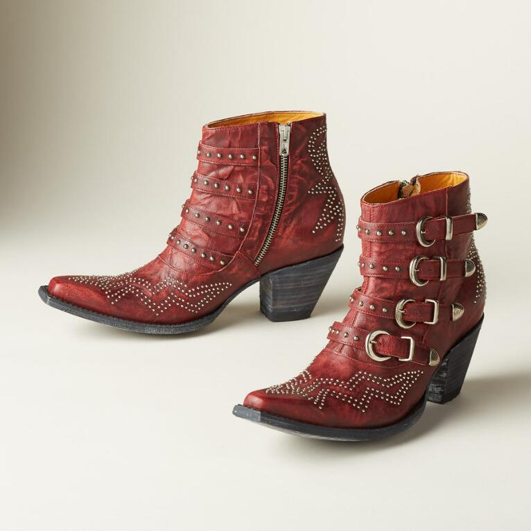ROXY DANCE BOOTS BY OLD GRINGO