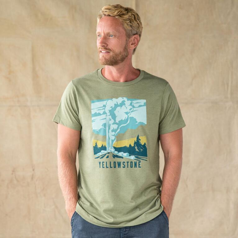 OLD FAITHFUL TEE