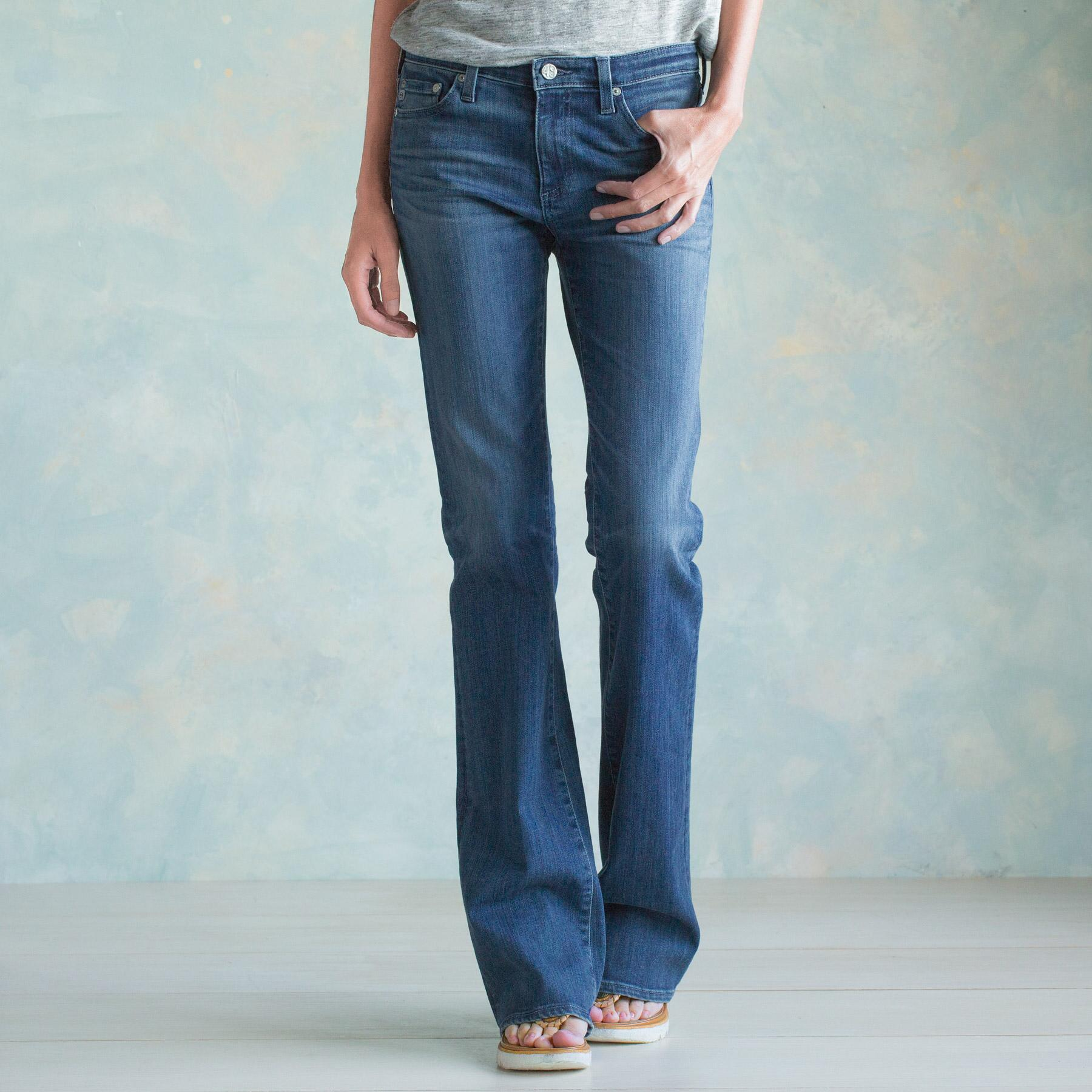 THE ANGEL JEANS BY A G: View 1